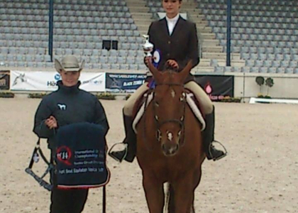 Circuit Champion Hunt Seat Equitation 2014